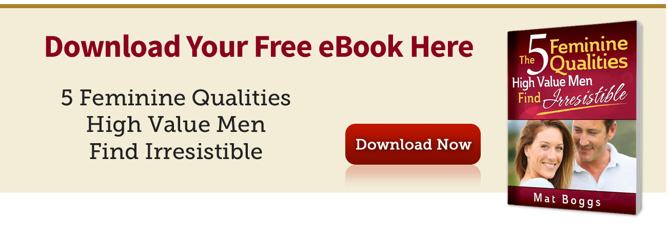 5 feminine qualities men find irresistible ebook