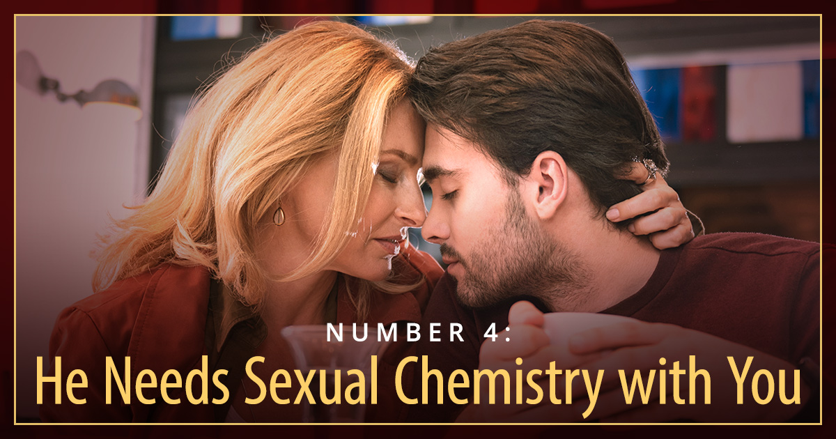 when a man falls in love sexual chemistry