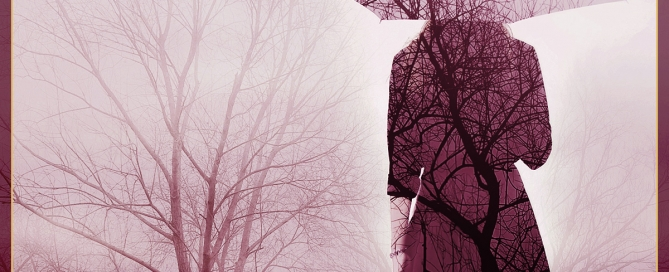 will i find love umbrella dead trees
