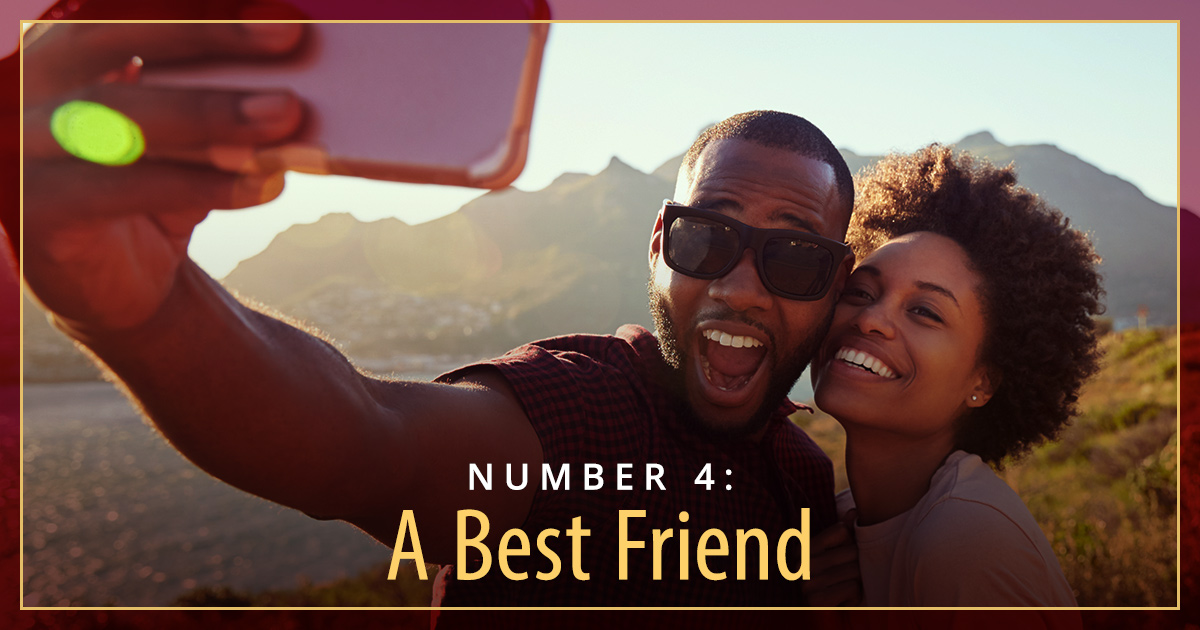 what men find attractive best friend