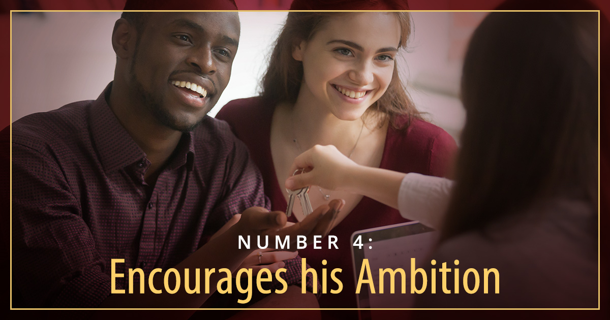 attitudes men love about women ambition