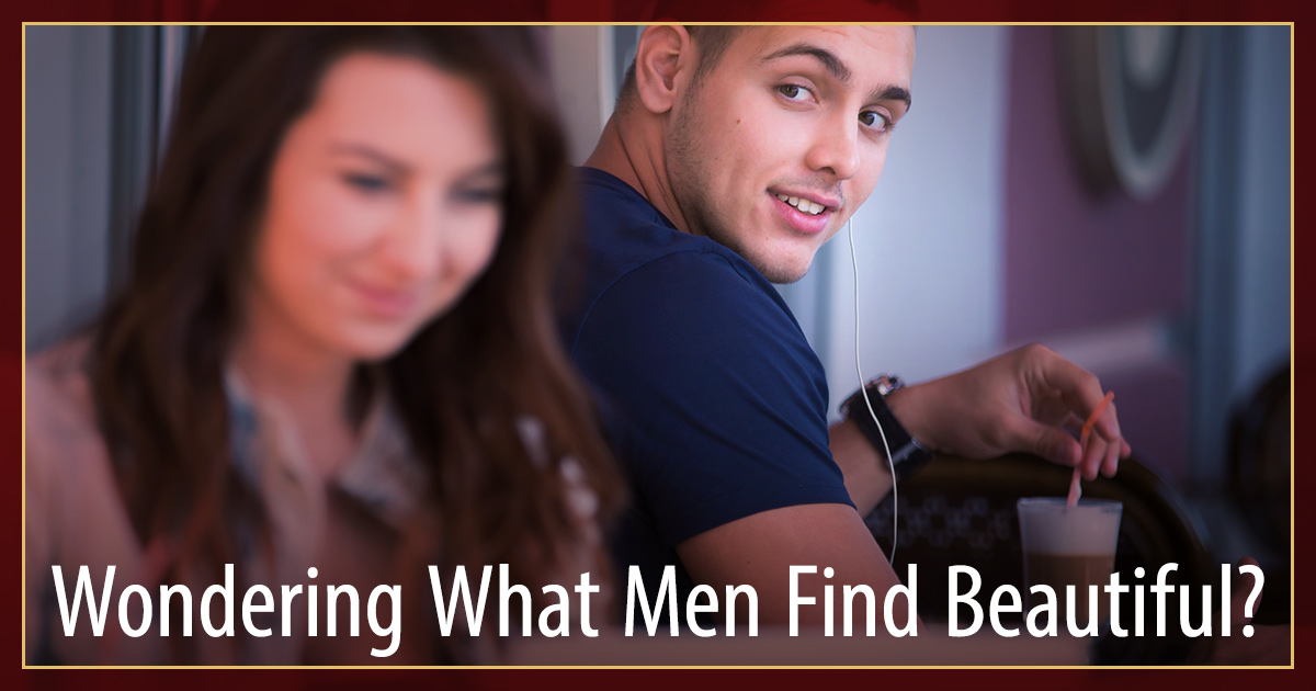 what men find beautiful